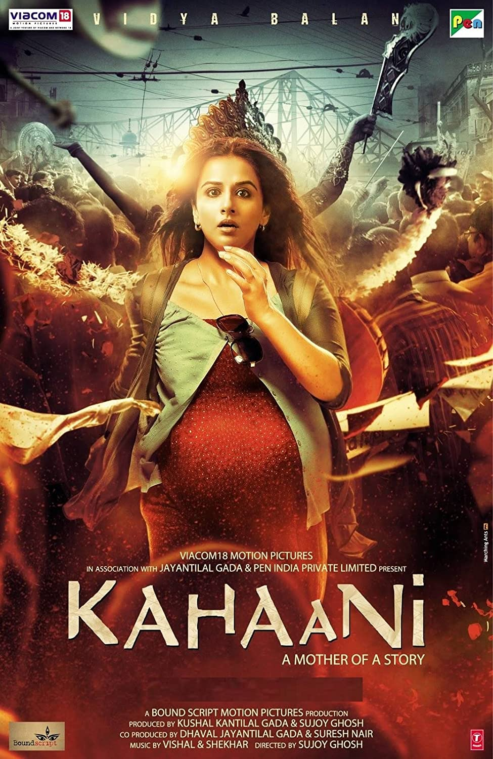 Amazon com: Kahaani (2012) (Hindi Movie / Bollywood Film