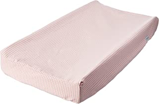 product image for Glenna Jean Isabella Changing Pad Cover, Pink/Cream