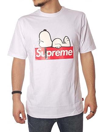 supreme herren t-shirt