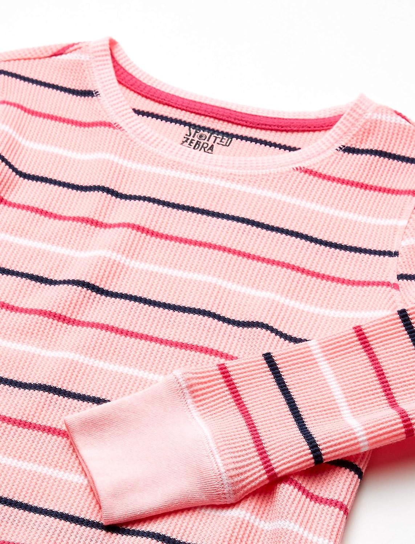 Spotted Zebra Girls Toddler /& Kids 2-Pack Long-Sleeve Thermal Tops Brand
