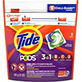 Tide PODS, Laundry Detergent Liquid Pacs, Spring Meadows, 16 Count - Packaging May Vary