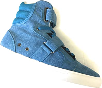 Amazon Com Android Homme Ah Mens Sneakers Propulsion High Sky Blue Walking