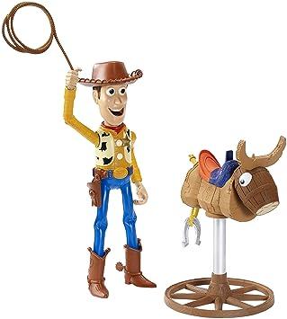 Mattel – Disney – Toy Story – Bull Ridin  Woody – Muñeco Parlante Inglés 23c9e530b9d
