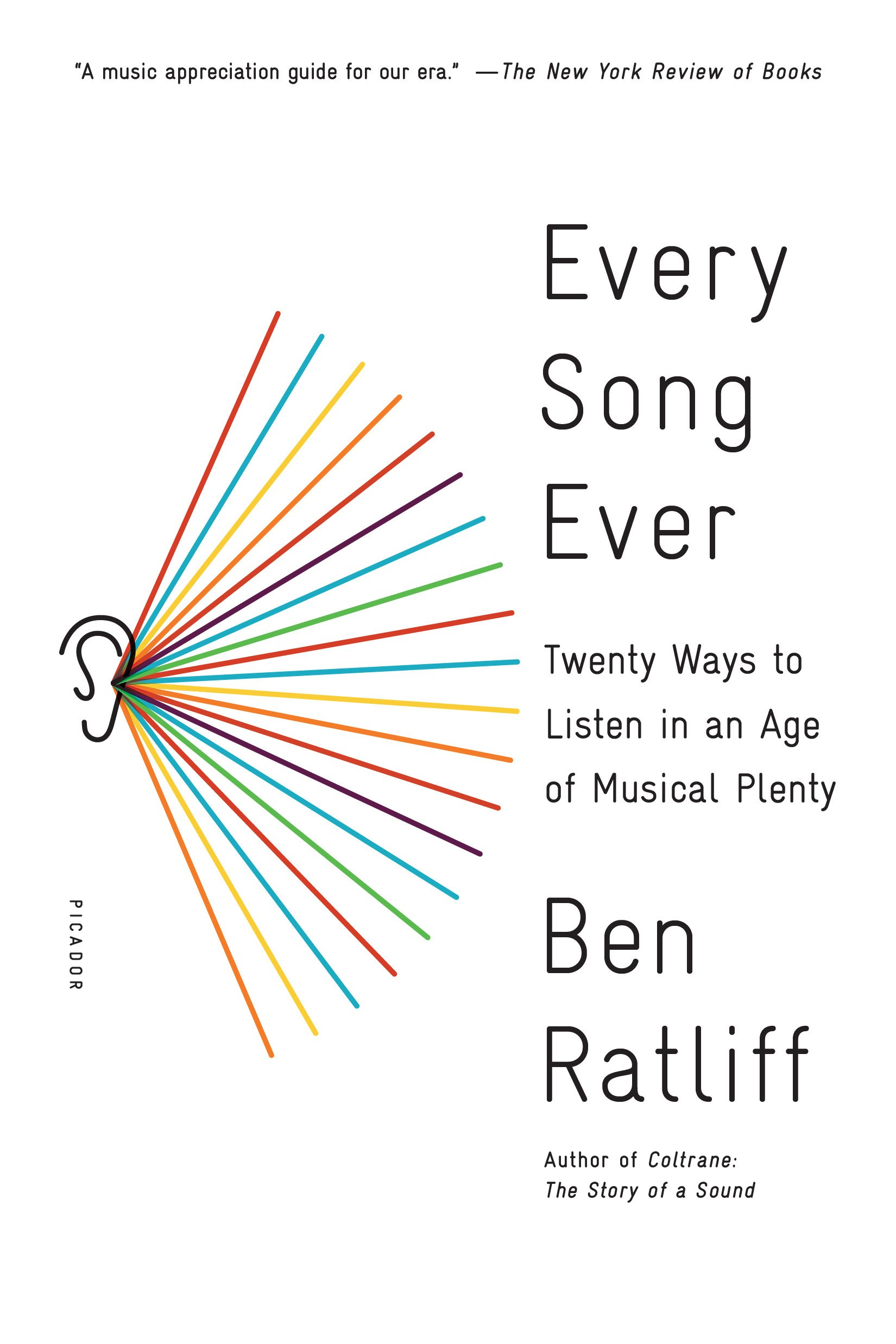 Image result for every song ever ben ratliff