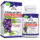 Terry Naturally Clinical OPC Extra Strength - 60 Softgels - French Grape Seed Extract Supplement, Supports Heart…