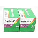 Fujicolor C 200 135/36 2er Pack