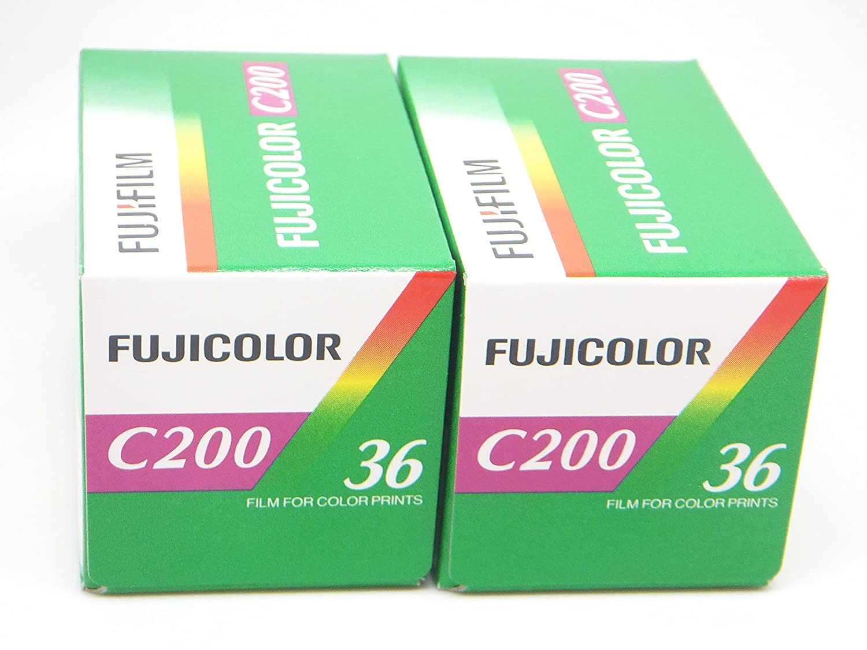 Fujifilm - 1x2 fujicolor 200 135/36 15653113
