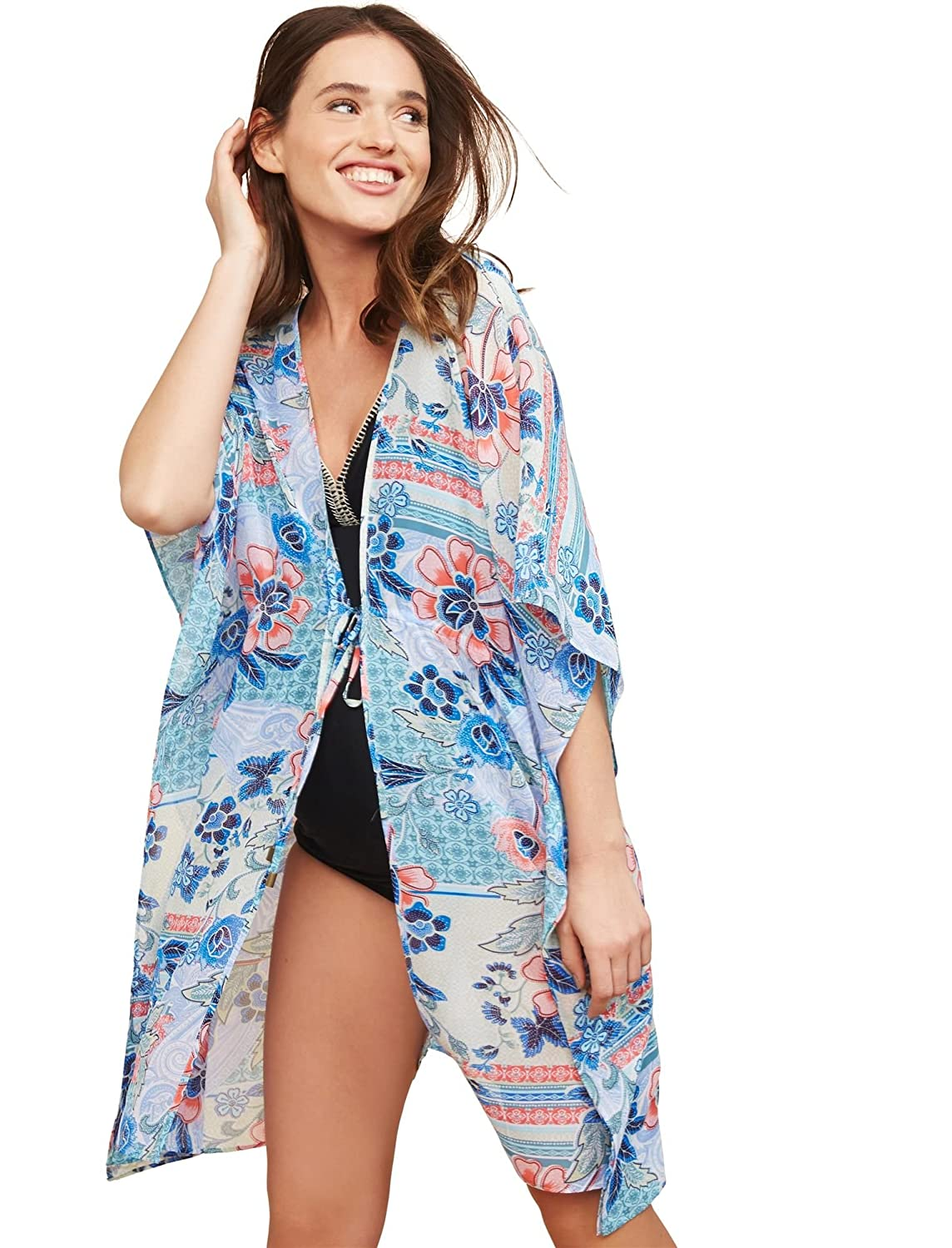 Motherhood Relaxed Fit Maternity Swim Cover-up