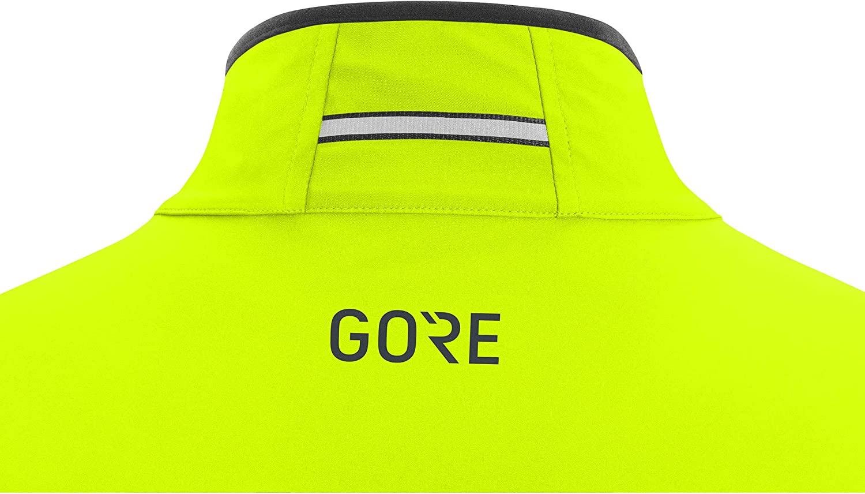 GORE WEAR Damen R3 Jacke Partial GORE-TEX INFINIUM Neon Yellow/Black