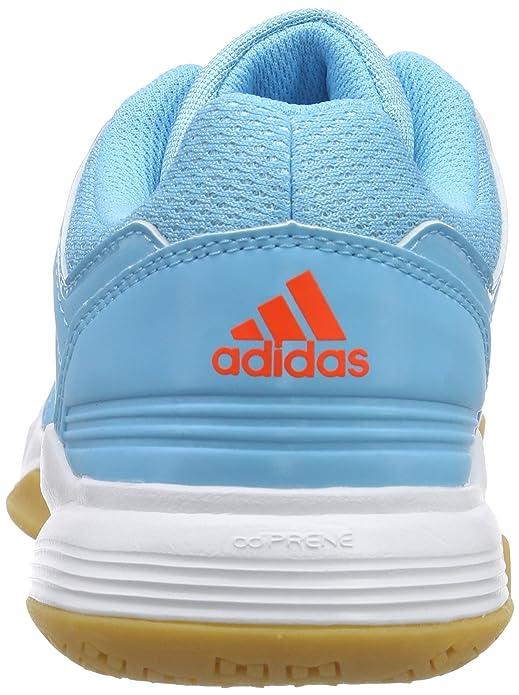 adidas Essence 12, Chaussures de Handball Femme, Bleu Bright