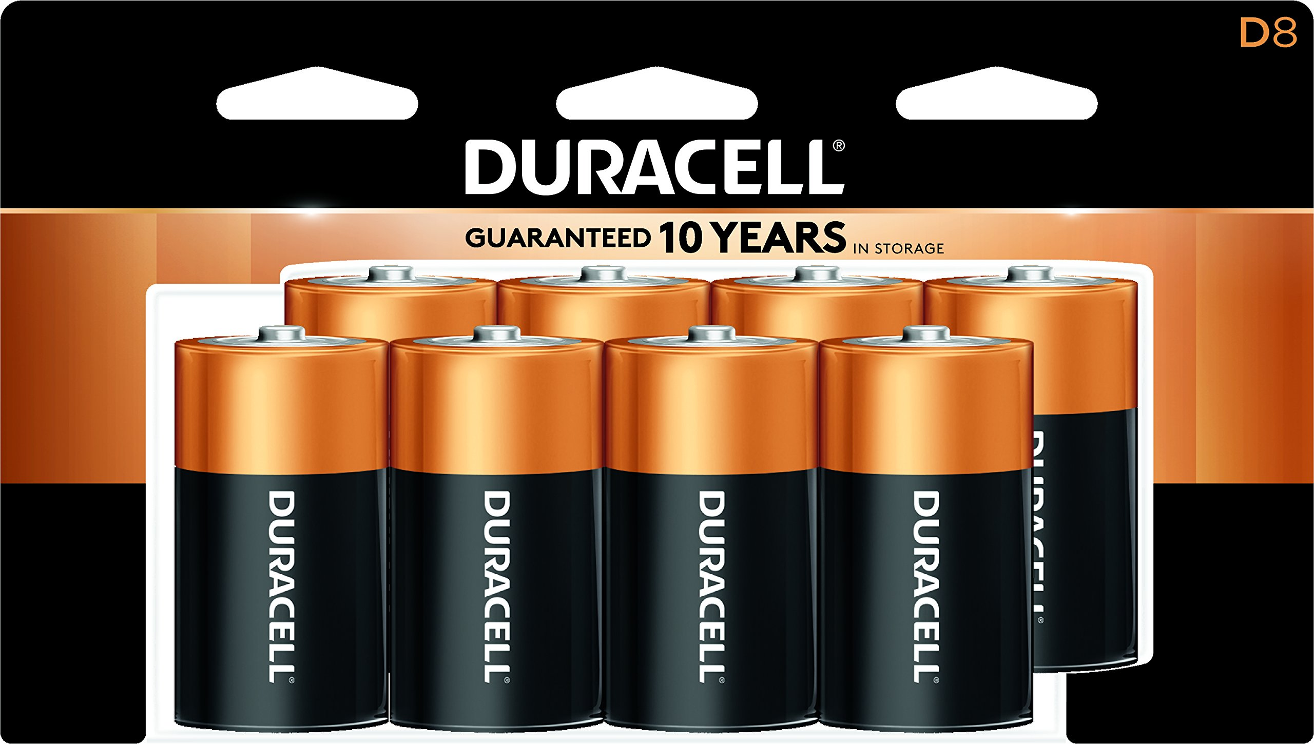 Amazon Com Duracell Coppertop C Alkaline Batteries With