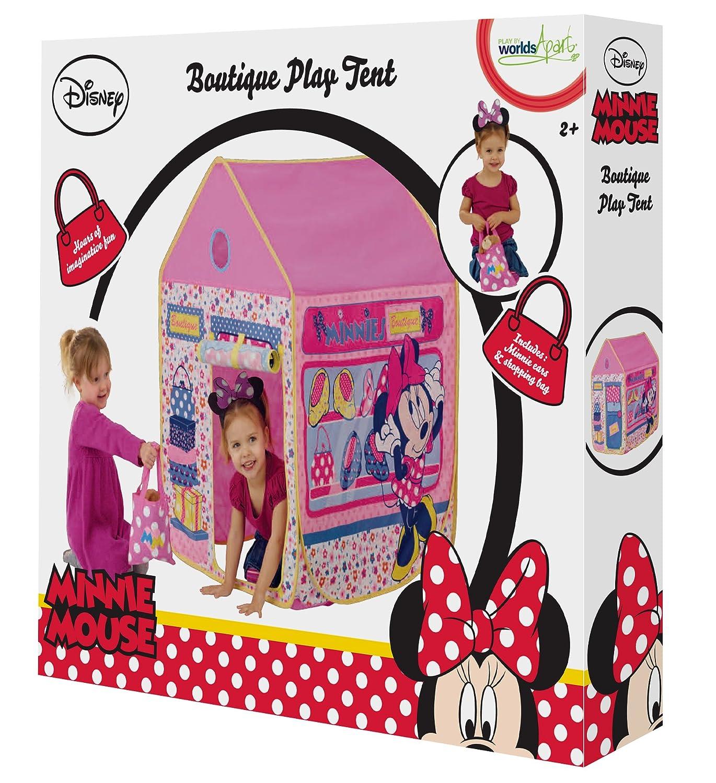 sc 1 st  Amazon.com & Amazon.com: Minnie Mouse Play Tent.: Toys u0026 Games
