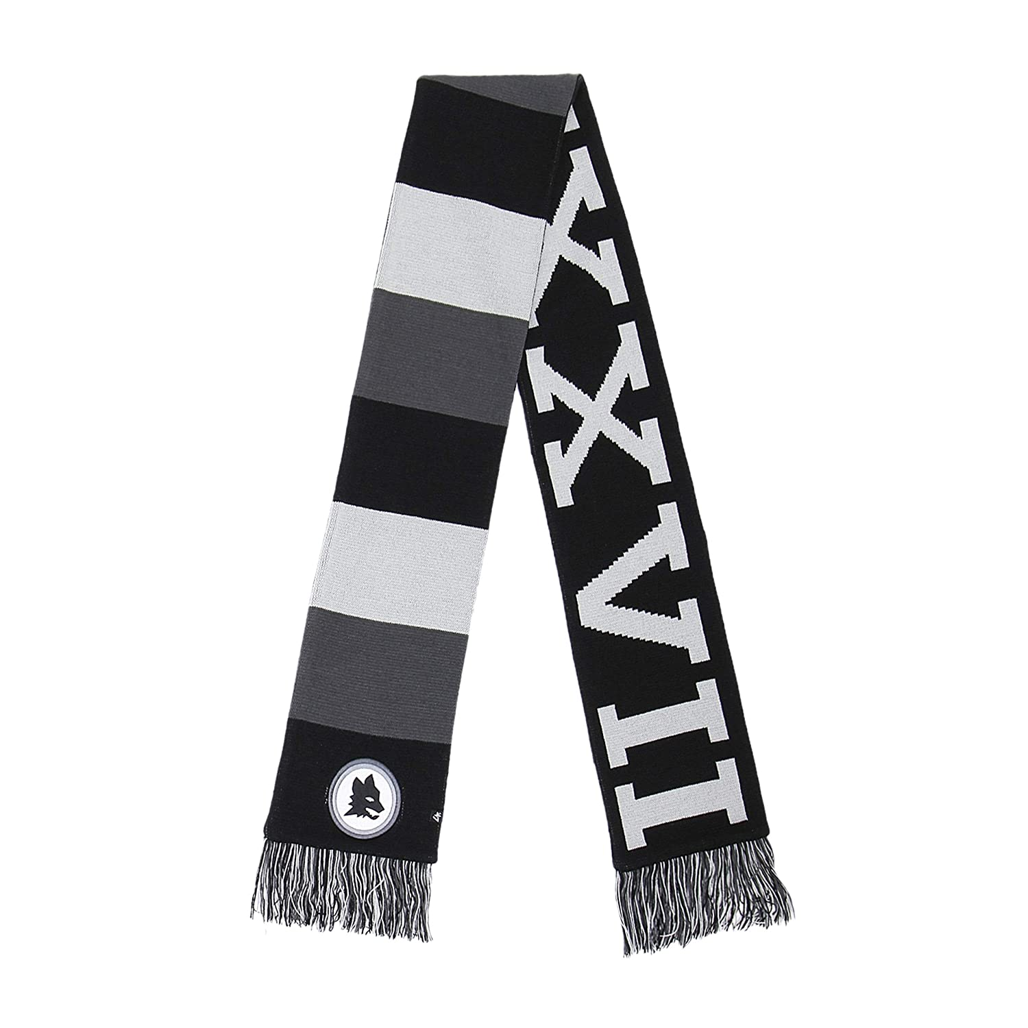 AS Roma Baker Scarf Unisex Adulto