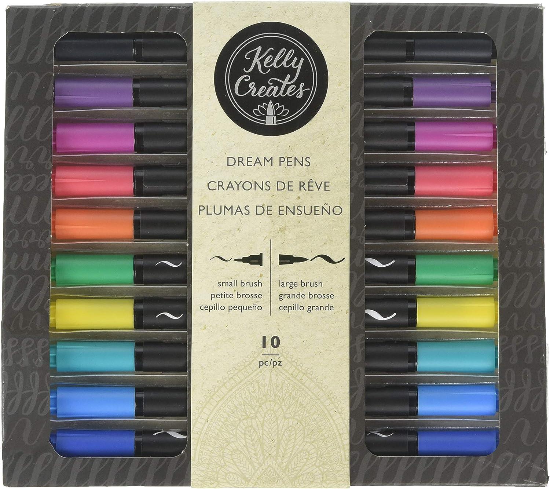 Kelly Creates WATERCOLOR INK Set 2 NEW 709052B7W