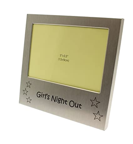Amazon.com - Girls Night Out - Photo Picture Frame Gift - Will take ...