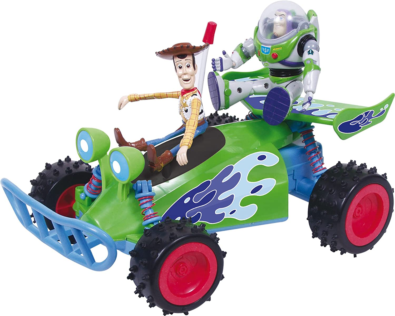 IMC Toys TOY STORY Coche Radiocontrol  Amazon.es  Juguetes y juegos 733d0930690