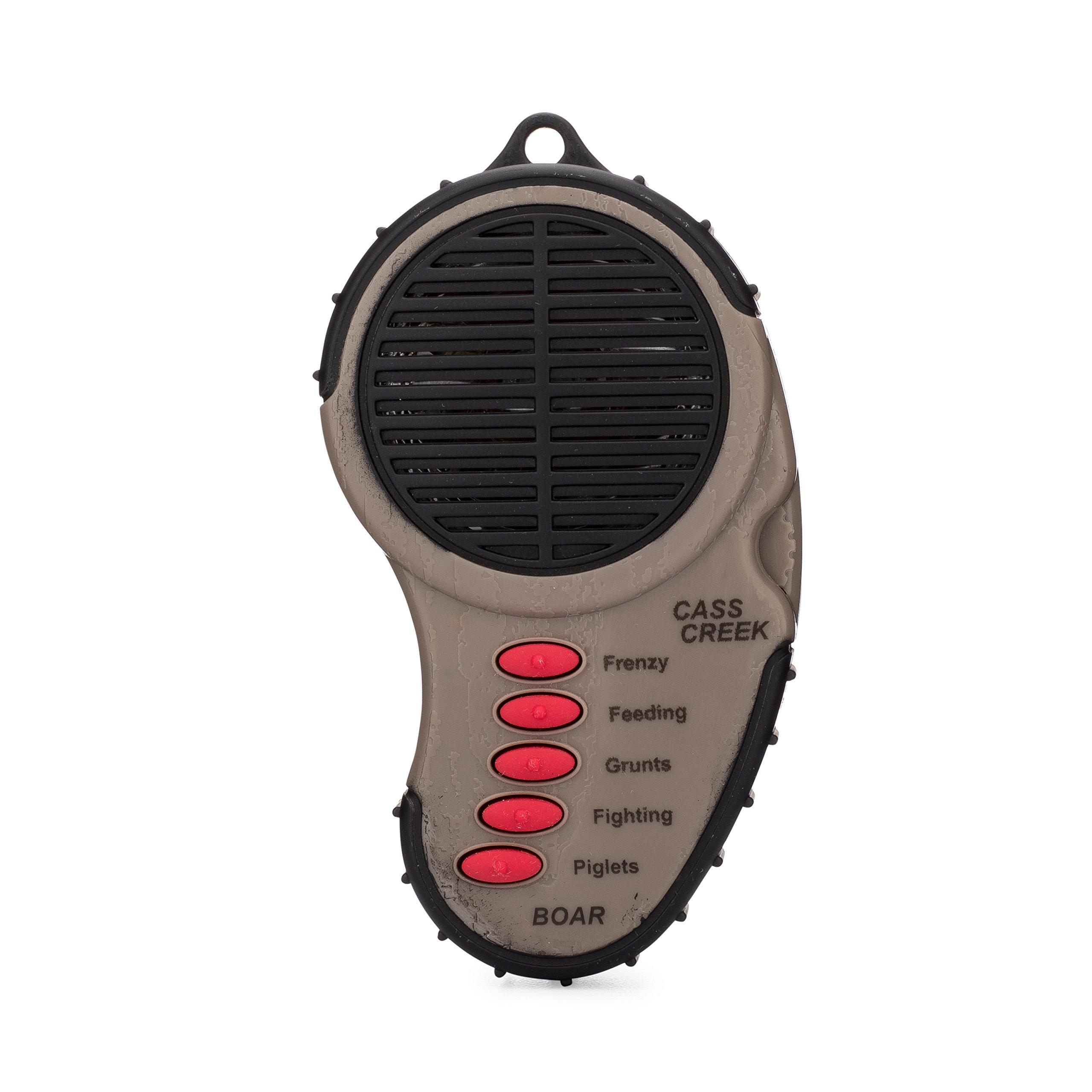 Cass Creek - Ergo Call - Boar Call - CC034 - Handheld Electronic Game Call - Hog Call