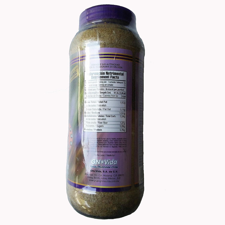Amazon.com: GN+V fibra Linaza de canada canadian flaxseed 500 gr: Health & Personal Care