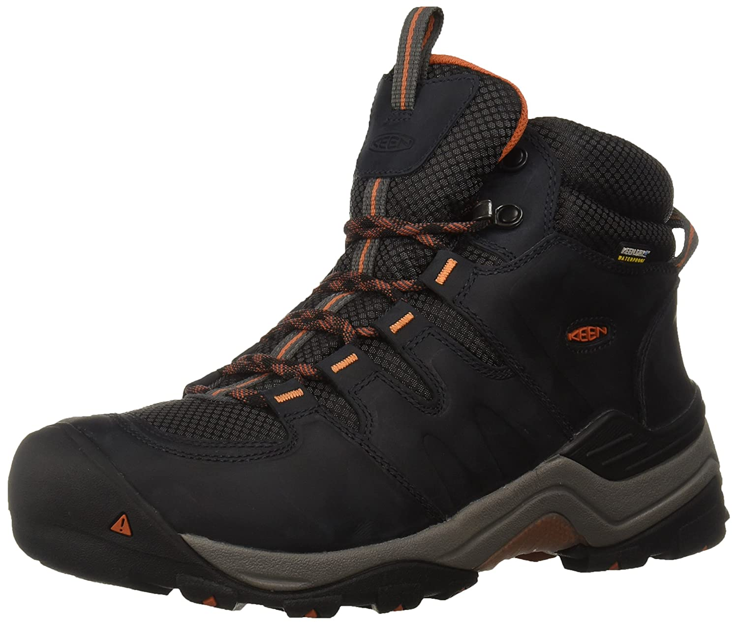 Keen メンズ 1015299 B019F7FRTM 11.5 D(M) US|India Ink/Burnt Ochre India Ink/Burnt Ochre 11.5 D(M) US