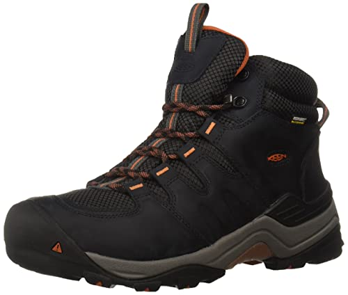 98977c0c792 KEEN Men's Gypsum II Mid Waterproof Hiking Boot