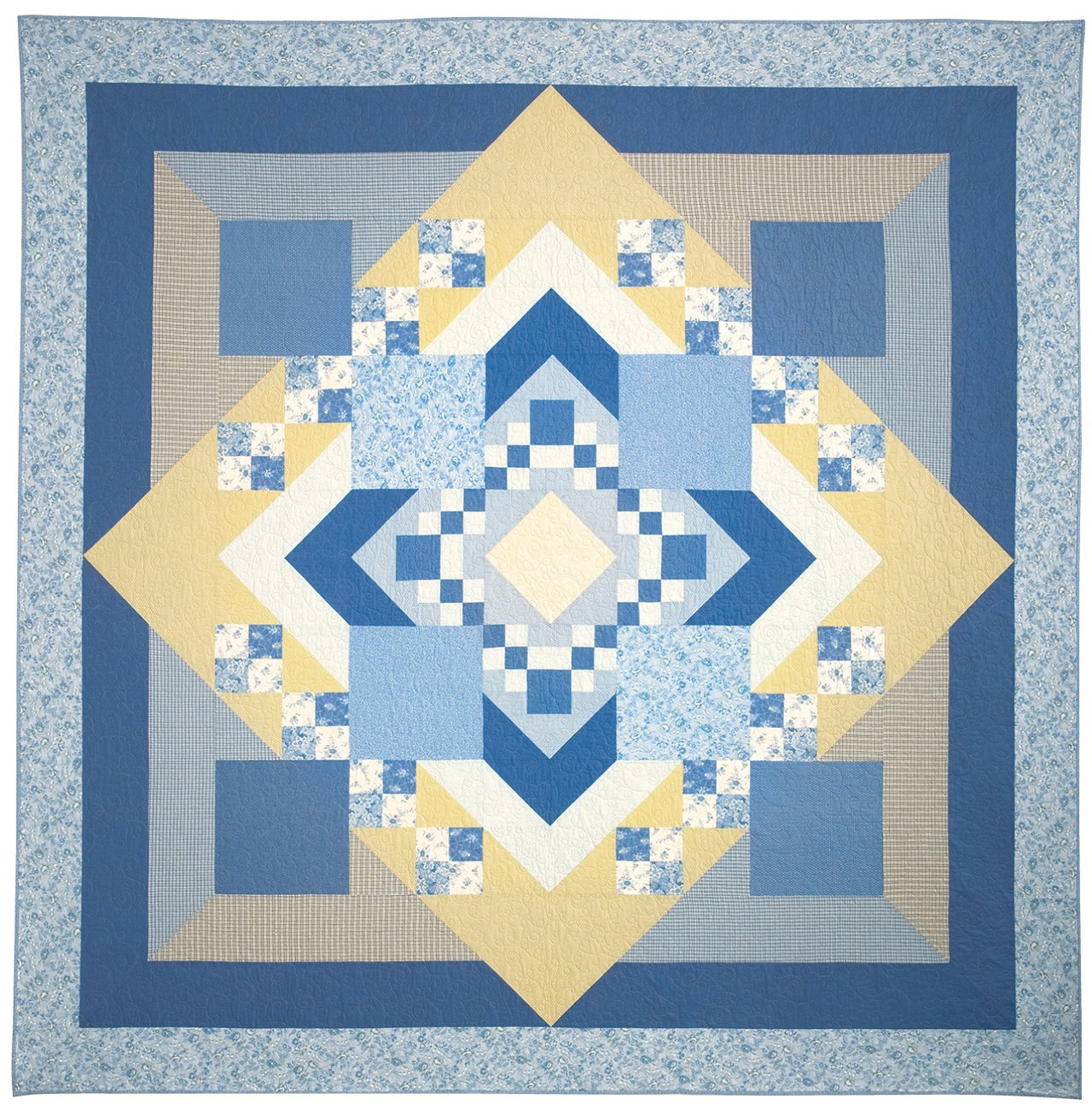 Easy Quilts for Beginners and Beyond: 14 Quilt Patterns from Quiltmaker Magazine by That Patchwork Place (Image #22)