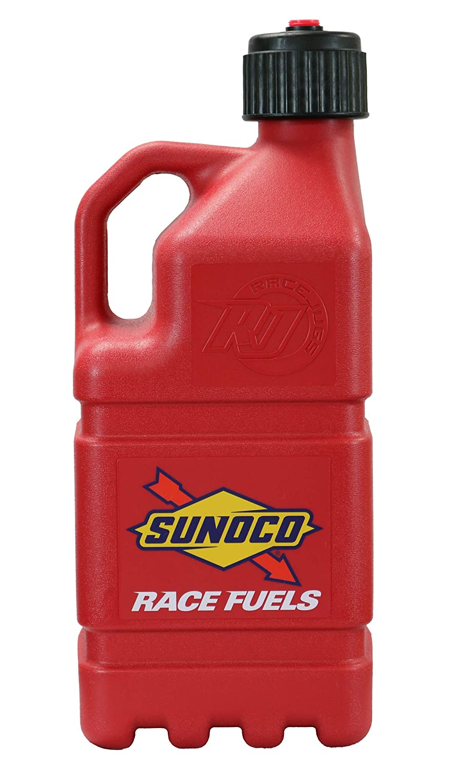Sunoco Race Jugs 5 Gallon Racing Utility - Red - Made in The USA R7200RD