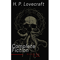 The Complete Fiction of H. P. Lovecraft book cover