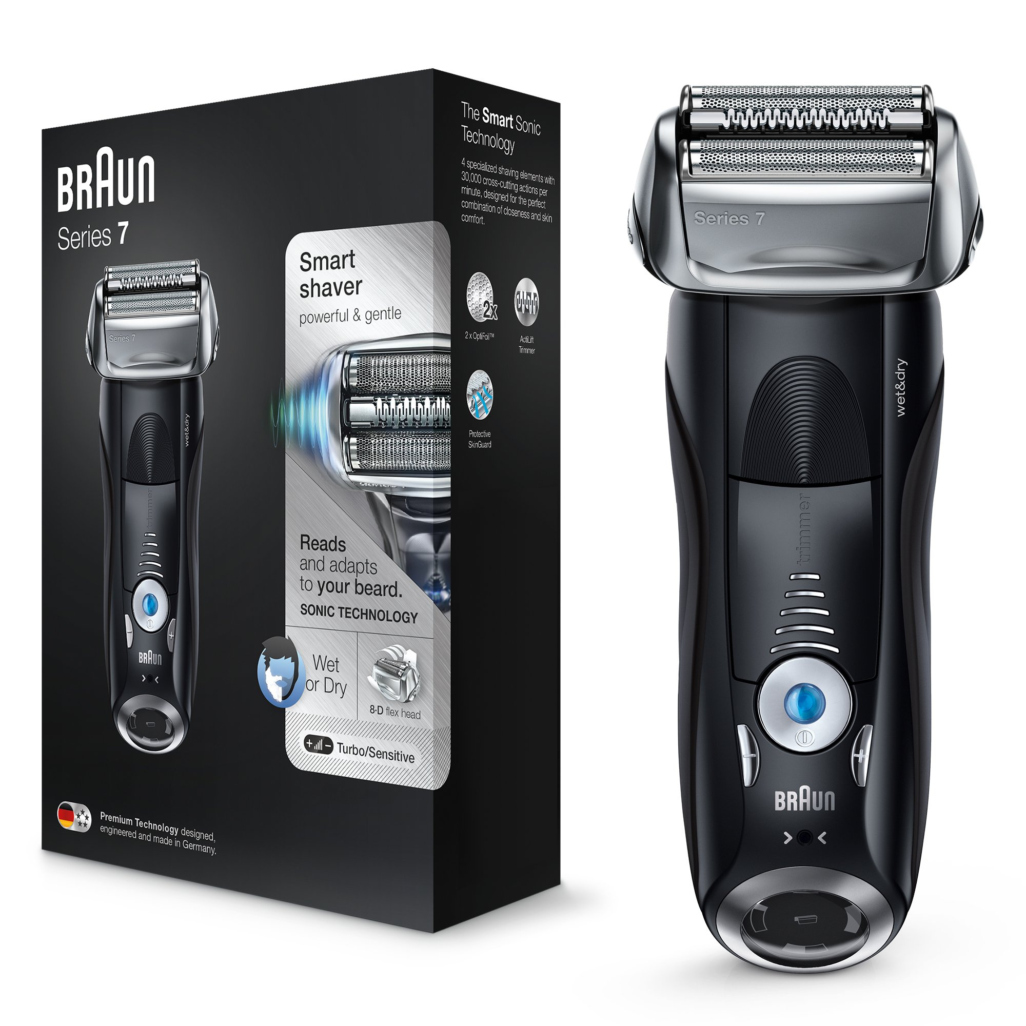 Which electric shaver is better - rotary or wire (reviews)