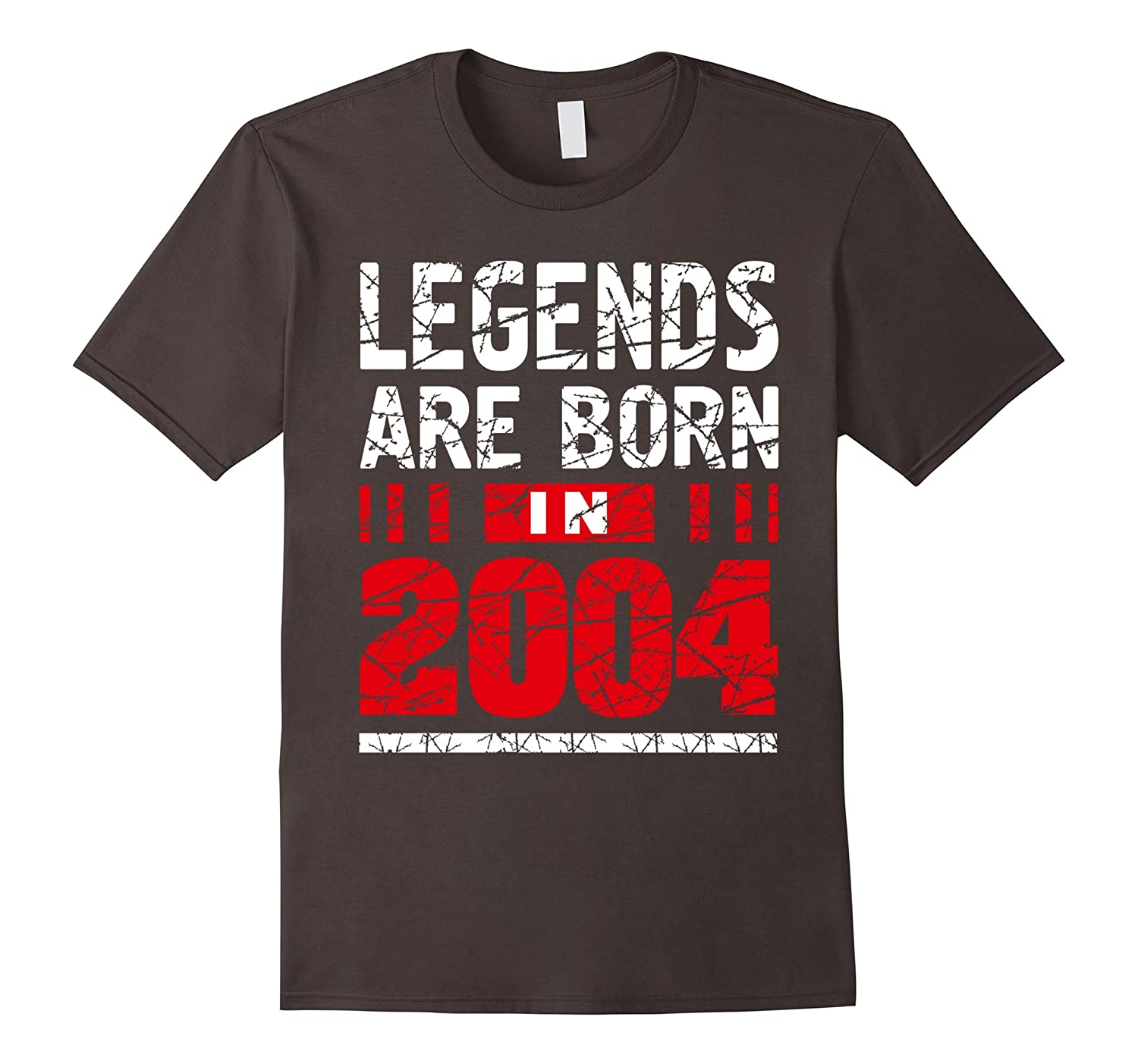 Legends Are Born in 2004 T Shirt Official Teenager T-Shirt-FL