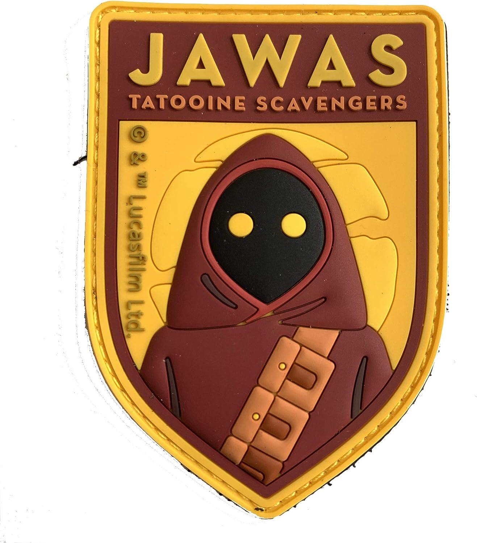 Musterbrand Star Wars Patch Unisex Jawas Mehrfarbig