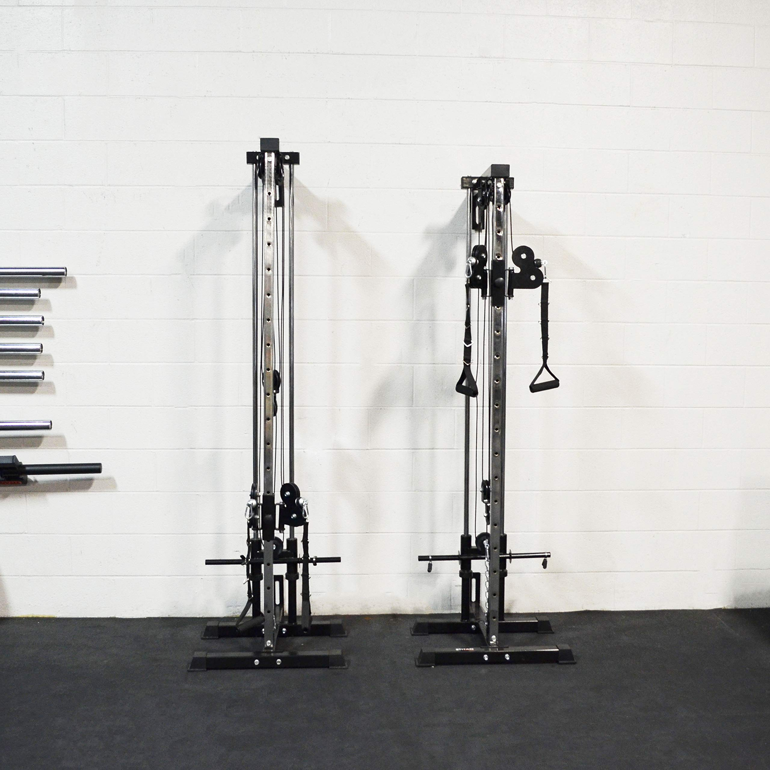 Titan Fitness Wall Mounted Pulley Tower | Tall | V2 by Titan Distributors Inc. (Image #8)