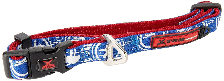 Casual Canine Xtreme Logo Cuello, 14 de 50,8 cm, Color Azul ...