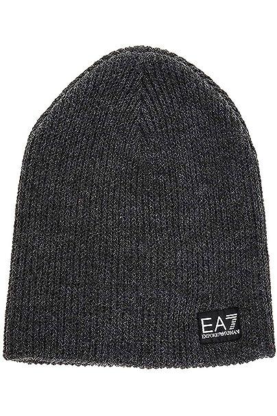 Emporio Armani EA7 cuffia berretto uomo nuova originale train lux grigio EU  M 275718 7A394 00349  MainApps  Amazon.it  Abbigliamento 1e6ea6b7d53a
