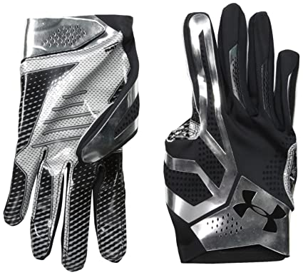 7d2d73145f229 Amazon.com : Under Armour Men's Spotlight Football Glove : Sports ...