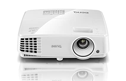 BenQ MX570 - Proyector DLP, Color Blanco: Amazon.es: Electrónica