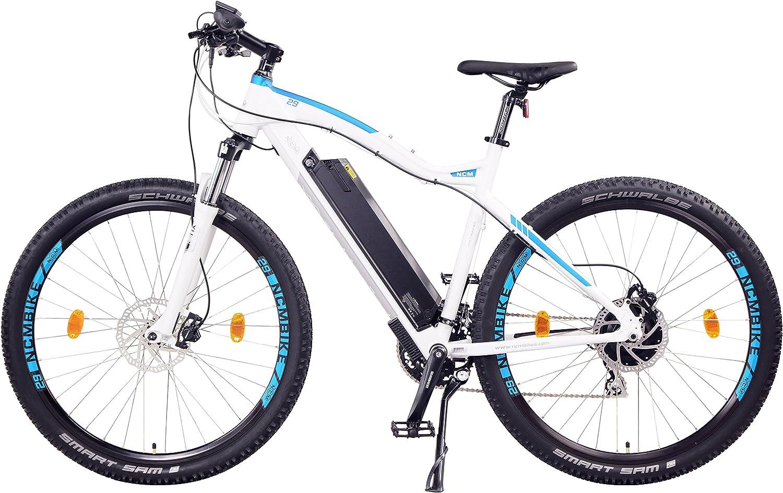 NCM Moscow Plus Bicicleta eléctrica de montaña, 250W, Batería 48V 16Ah • 768Wh: Amazon.es: Deportes y aire libre