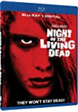Night of the Living Dead - 50th Anniversary - BD + Digital [Blu-ray]