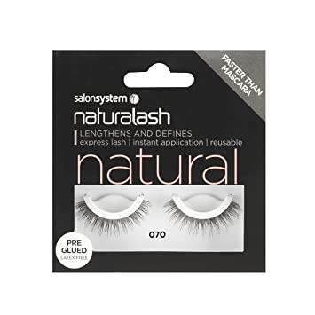 47bc0cbc055 salonsystem Faster Than Mascara, Natural Black: Amazon.co.uk: Beauty