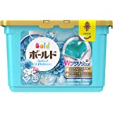 ボールド 洗濯洗剤 液体 ジェルボール ダブルプラチナ プラチナホワイトリーフの香り 本体 352g (18個入)