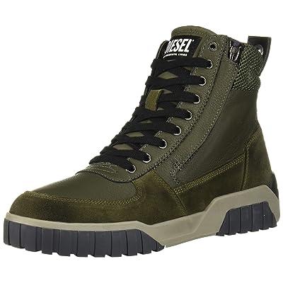 Diesel Men's Le S-RUA Mid Sneaker: Shoes