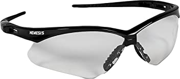 Kimberly-Clark Jackson Safety Anti Fog, Anti Scratch Protective Eyewear, Elegant Design with Excellent Eye Protection, V30 Nemesis, 20381