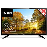 """Cello C32227T2 32"""" HD Ready LED TV with built-in Freeview T2 HD – UK Made (Energy Class A)"""