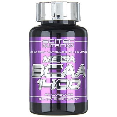 33657b686f3032 Scitec Ref.103406 Formule d Acide Aminé Vitamine Complément Alimentaire 90  Capsules