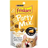 Purina Friskies Cheezy Craze Cat Food, 2.1 Ounce