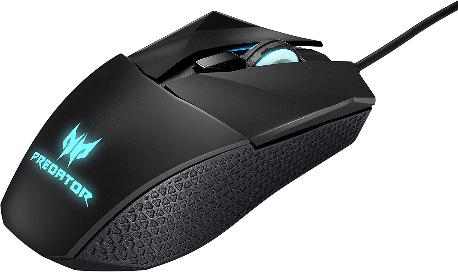 Acer Predator Cestus 300 RGB Gaming Mouse – Dual Omron switches 70M click lifetime, On board memory and programmable buttons