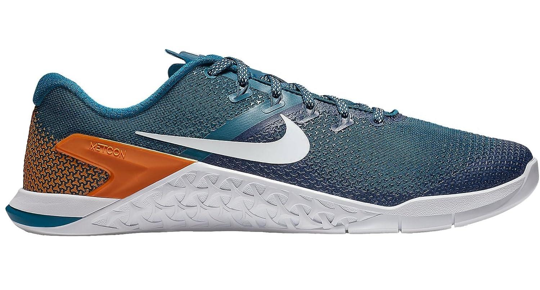 MultiCouleure (bleu Force blanc Monarch Orange Pulse 400) Nike Metcon 4, Chaussures de Running Compétition Homme 45 EU