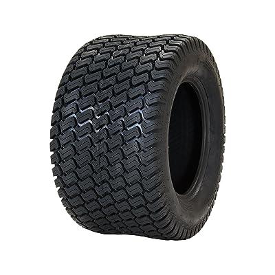 MARASTAR 24122 24x12.00-12 Replacement Lawnmower Tire Only : Garden & Outdoor