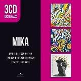 Mika L'intégrale (Coffret 3 CD)