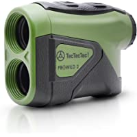 TecTecTec ProWild 2 Hunting Rangefinder High Accuracy Arch Rifle Range Finder
