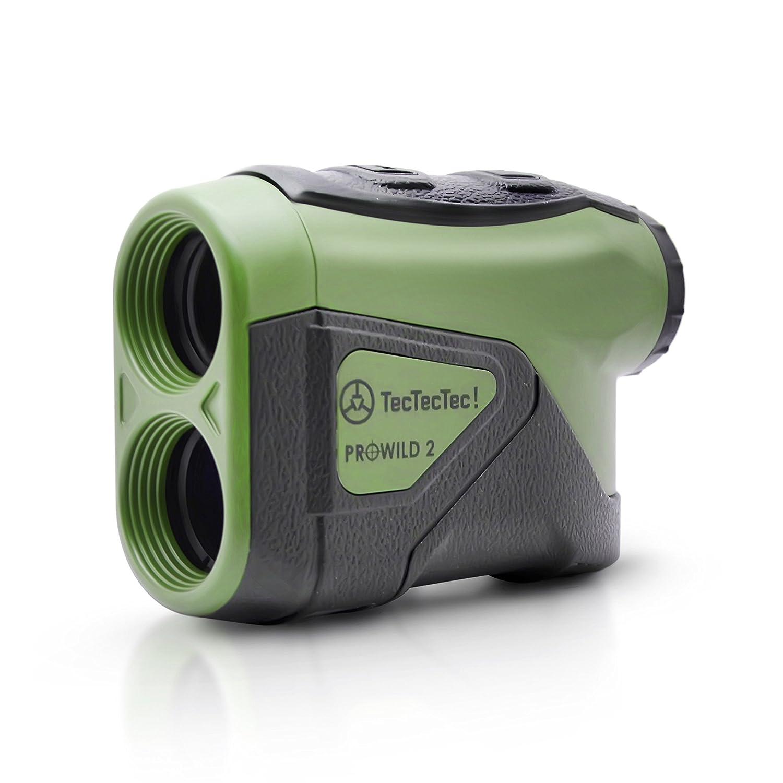 TecTecTec Laser Hunting Rangefinder (ProWILD 2)
